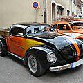 VOLKSWAGEN Coccinelle Custom pick-up Molsheim (1)