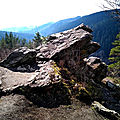 Malmedy et son rocher de Falize, haut lieu vibratoire