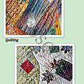 Quilting du patch