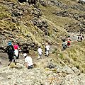 Expedition trekking simien