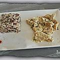 <b>Escalopes</b> de poulet au citron