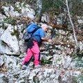 709 Vercors-le moucherotte par le pas de la bergère-01 11 2015