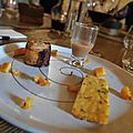 Un superbe repas <b>à</b> la Table de Margot (Château Fleur de Roques) : les vins rouges, le liquoreux et les mets associés (fin)