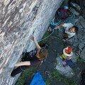 climbing in wanaka