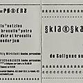 Sklarska poreba, fra dolcino prod., cd-r, 2001