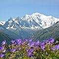 Emosson, valais, suisse