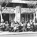 ALGER_la_terrasse_de_l_OTOMATIC_rue_Michelet-1956