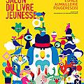 0 207 33ème Salon livre jeunesse de Fougères