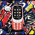 Téléphone Mobile - <b>Nokia</b> 3310 - + VIDEOS