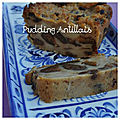 Pudding antillais