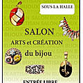 Salon du bijou a arpajon