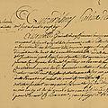 Le 06 novembre 1790 à Mamers : Nomination du bureau de <b>conciliation</b> du tribunal.