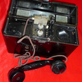 German WW2 field telephones