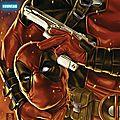 Panini Marvel Deadpool (2017)