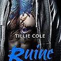 Les écorchés Tome 1 Ruine de <b>Tillie</b> Cole
