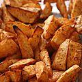 Potatoes de cerfeuil <b>tubéreux</b>