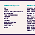 PJ Harvey, The Chemical Brothers, Robert Plant, Les Insus, headliners du <b>festival</b> <b>Beauregard</b> 2016 #8