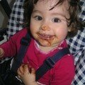 J'ai 1 an et j'aime le chocolat