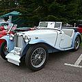 <b>MG</b> TC Midget roadster 1949