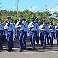 Le défilé du 14 juillet à mamoudzou