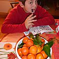 Des figues et des oranges...