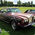 Rolls royce silver shadow II (1977-1980)(8425 ex)(Alsace Auto Retro Bartenheim 2011) 01