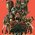 Pack VO : No end in sight, avec <b>Uncanny</b> <b>X</b>-<b>Men</b>, Nova et Iron Man