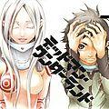 Le manga du Mois : <b>Deadman</b> <b>wonderland</b>