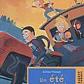 Vacances #1 : Un Eté en roulotte - Gilles Fresse