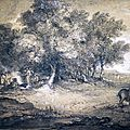 <b>Gainsborough</b> discovery to be auctioned at Bainbridges of Ruislip sale room on 2nd July