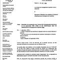 Circulaire modalité de recrutement personnels itrf 2013 - établissement rce