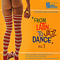 The Rare Tunes Collection : From <b>Latin</b>... To Jazz Dance Vol.1-5 (Rare Groove Recordings, 2003)