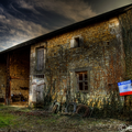 Old barn (canon eos 7d hdr)