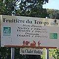 <b>Fruitière</b> du Temps COMTÉ Montrond Jura fromagerie