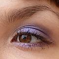 1er maquillage avec palette 15th anniversary (+ vernis nfu oh holographique !)