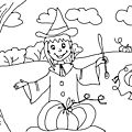 <b>Coloriages</b> Halloween