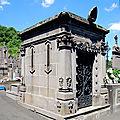 cimetière de <b>Volvic</b> (Puy-de-Dôme)