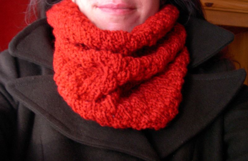 Snood Aime comme Marie