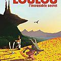 Cinema : loulou et l'incroyable secret de grégoire solotareff et eric omond