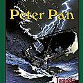 <b>Loisel</b>. Peter Pan. La tempête & Mains rouges.