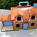 PLAY FAMILY HOUSE MAISON MARQUE FISHER-PRICE