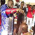 Pouvoir pasteur apôtre diacre évangélique révérend du maitre wakpon