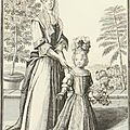 A group of fashion plates, English and French, mainly <b>1770</b>-80s