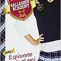 Gallagher academy de ally carter