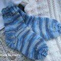 Chaussettes bébé term