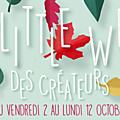 Little week des createurs !!