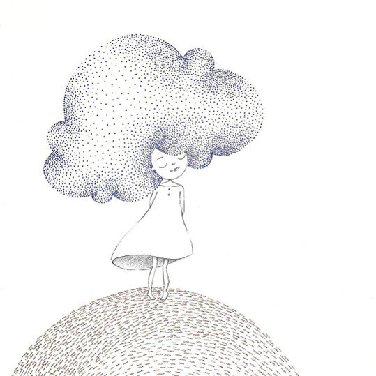 la têtedansles nuages