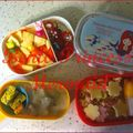 Princess mermaid ou bento de rentrée