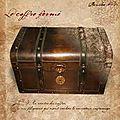 Le coffre magique du grand maître marabout kokouvi.