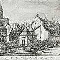 W. hollar - strasbourg xviie